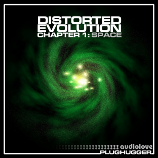 Plughugger Distorted Evolution 1 Deep Space Textures