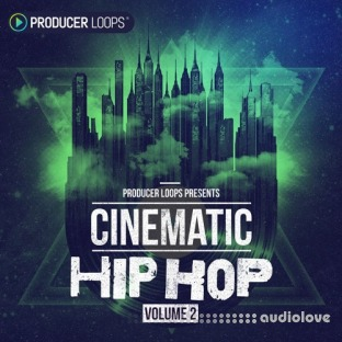 Producer Loops Cinematic Hip Hop Vol.2