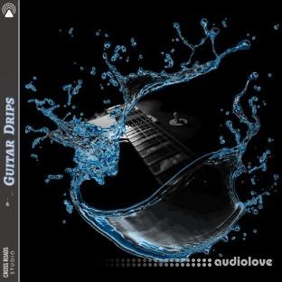 CREATE.Digital Music Guitar Drips