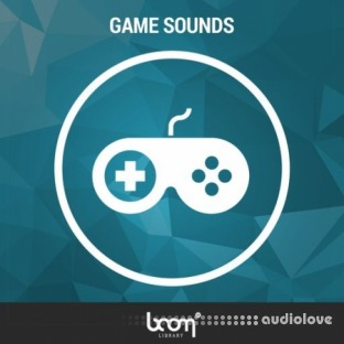 BOOM Library Game Sounds