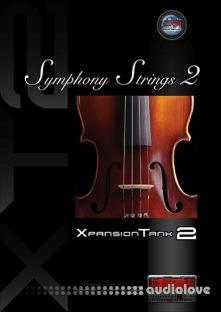 Sonic Reality Symphony Strings 2 SampleTank Expansion