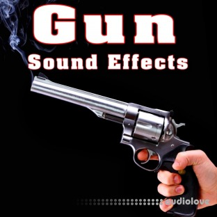 Hot Ideas Sound Effects Library Gun Sound Effects