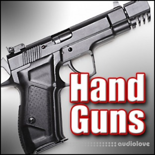 Hot Ideas Sound Effects Library Hand Guns