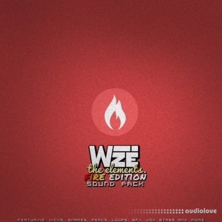 WIZE's 'The Elements FIRE EDITION Sound Pack WAV