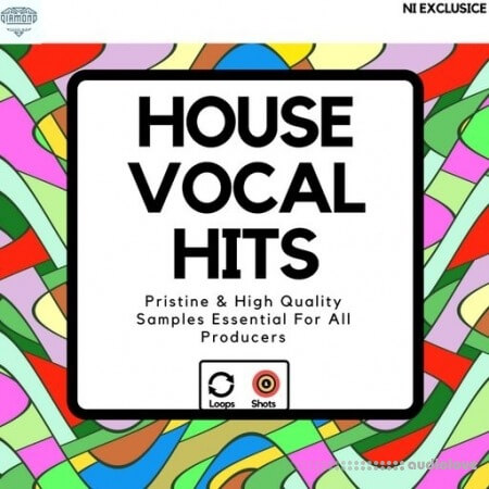 Diamond Sounds House Vocal Hits WAV