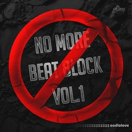 2DEEP No More Beat Block Vol.1 WAV