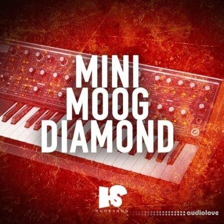 HOOKSHOW Mini Moog Diamond WAV