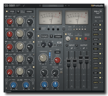 TBProAudio CS5501