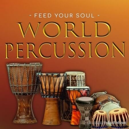 Feed Your Soul Music Feed Your Soul World Percussion WAV