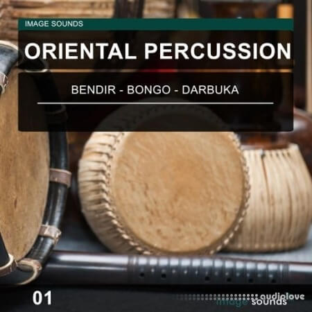 Image Sounds Oriental Percussion 01 WAV