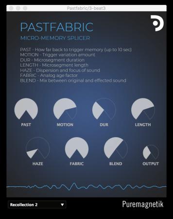Puremagnetik Pastfabric
