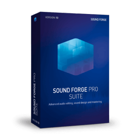MAGIX Sound Forge Pro Suite v13.0.0.124 WiN