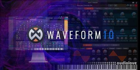 Tracktion Software Waveform 10 Pro v10.3.4 WiN
