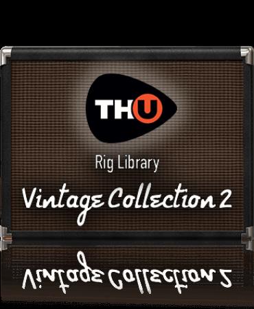 Overloud Choptones Vintage Collection Vol.2 Rig Library