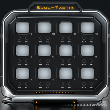 BeatSkills Soultastik Drums