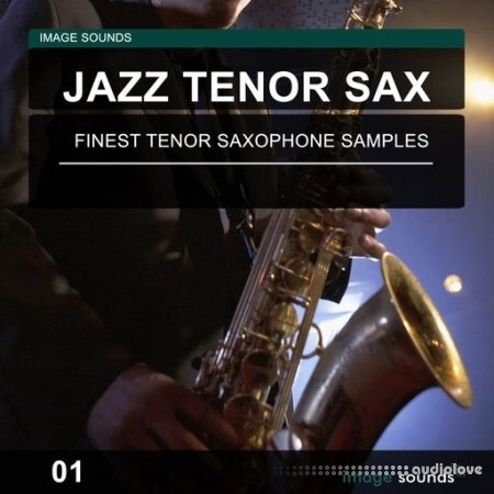 Image Sounds Jazz Tenor Sax 01