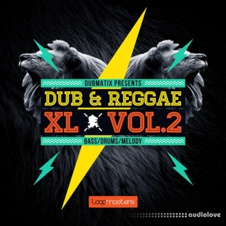 Loopmasters DUBMATIX Presents Dub and Reggae XL Vol.2 MULTiFORMAT