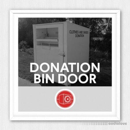 Big Room Sound Donation Bin Door
