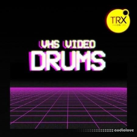 TRX Machinemusic VHS Video Drums WAV