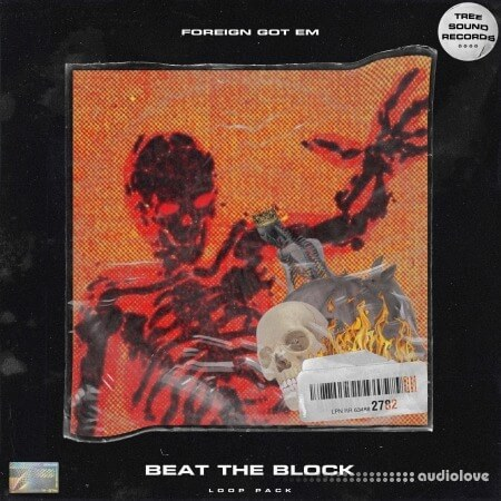 Treesoundrecords ForeignGotEm Beat The Block (Loop Kit) WAV