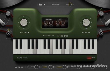 Thenatan Tape Piano v1.0 Incl Expansion WiN