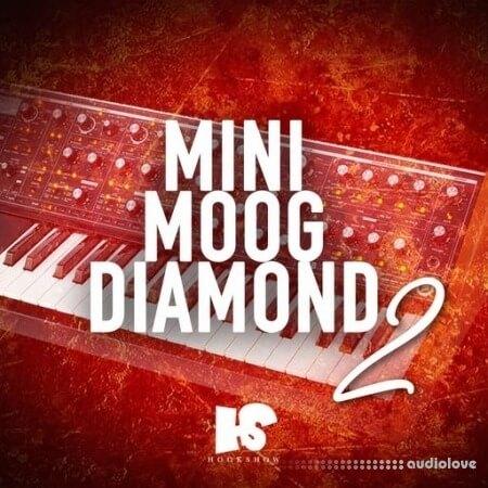 HOOKSHOW Mini Moog Diamond 2 WAV
