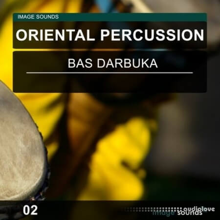 Image Sounds Oriental Percussion 02