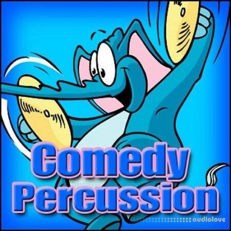 Hot Ideas Comedy Percussion: Sound Effects WAV
