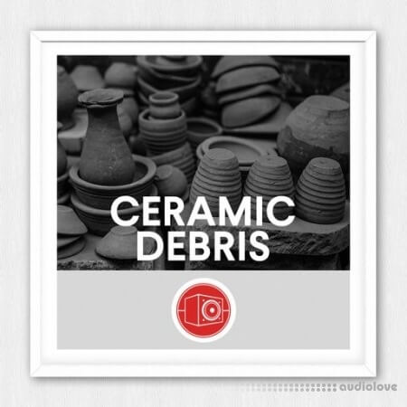 Big Room Sound Ceramic Debris WAV