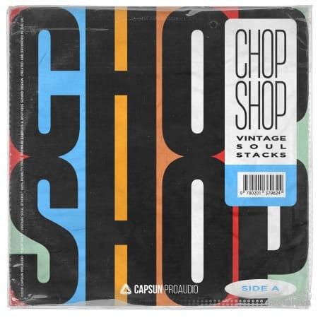 CAPSUN ProAudio Chop Shop: Vintage Soul Stacks WAV