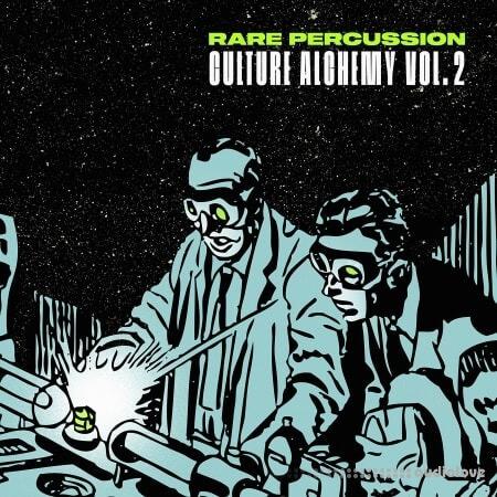 RARE Percussion Culture Alchemy Vol.2