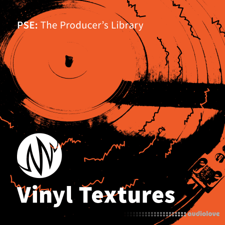 PSE: The Producers Library Vinyl Textures