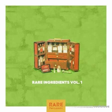 RARE Percussion Rare Ingredients