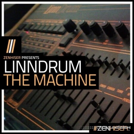 Zenhiser Linndrum The Drum Machine WAV