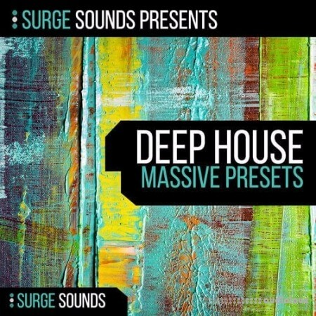 Surge Sounds Deep House For MASSiVE Synth Presets