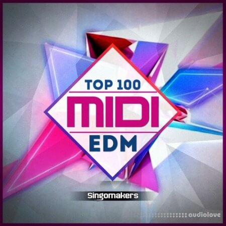 Singomakers Top 100 EDM MIDI WAV MiDi