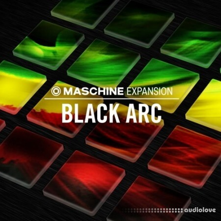 Native Instruments Black Arc v1.0.0 Maschine WiN MacOSX