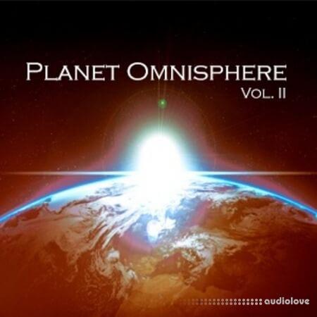 Davide Puxeddu Planet Omnisphere Vol.2