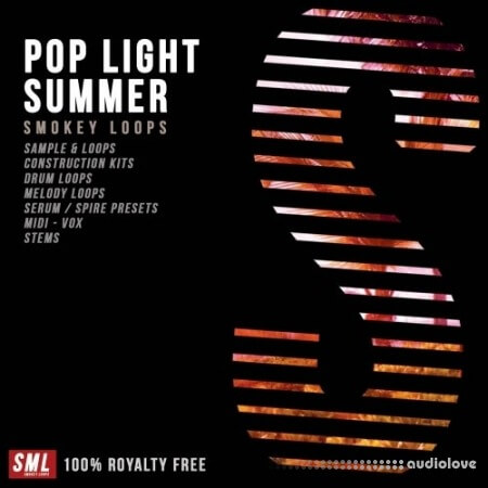 Smokey Loops Pop Light Summer