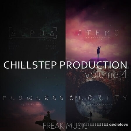 Freak Music Chillstep Production 4 WAV MiDi Synth Presets