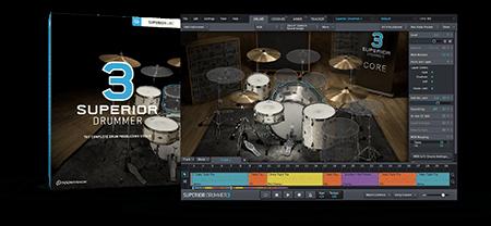 Toontrack Superior Drummer Lbrary v1.1.3 Update Superior Drummer