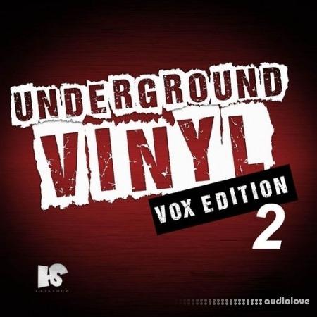 HOOKSHOW Underground Vinyl Vox Edition 2 WAV
