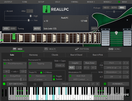 MusicLab RealLPC v5.0.0.7457 WiN MacOSX
