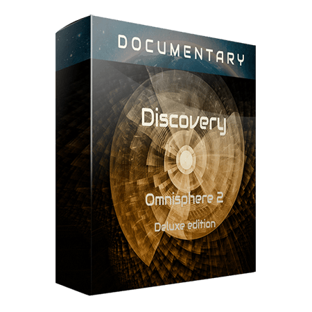 Triple Spiral Audio Discovery - Documentary Deluxe Synth Presets