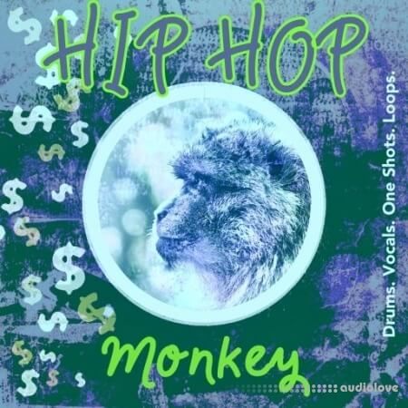HQO HIP HOP MONKEY WAV