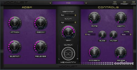 Infinit Essentials Vocalist v1.0 RETAiL WiN MacOSX