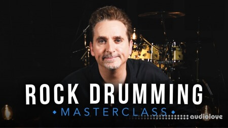 Drumeo Rock Drumming Masterclass with Todd Sucherman