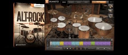 Toontrack Alt-Rock EZX v1.0.0 WiN