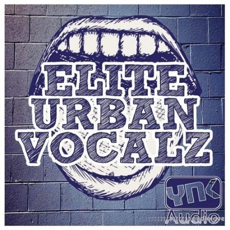YnK Audio Urban Elite Vocalz ACiD WAV AiFF