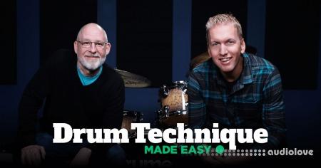 Drumeo Drum Technique Made Easy